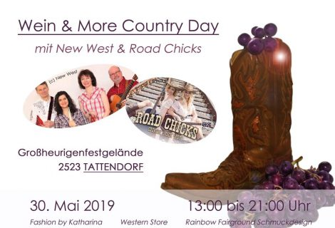 30.05.2019 Countryfest Tattendorf