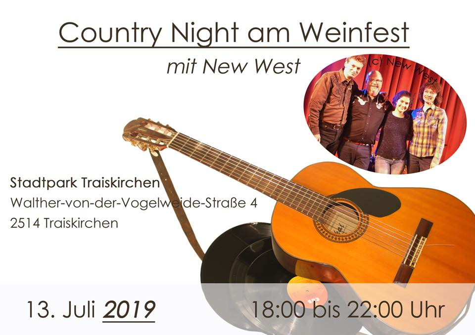 13.07.2019 Country Night Traiskirchen